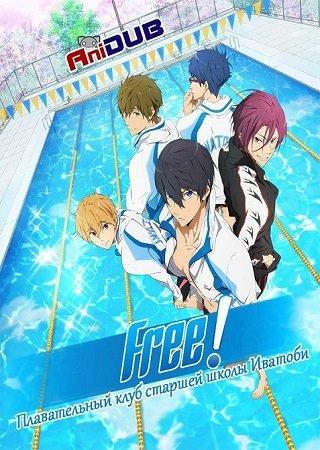 Free! - Плавательный клуб старшей школы Иватоби (1 сезон)