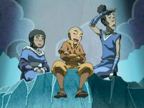 Аватар: Легенда об Аанге (1, 2, 3 сезон)