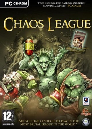 Лига Хаоса: Кровавый спорт