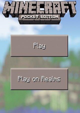 Minecraft - Pocket Edition - Alpha