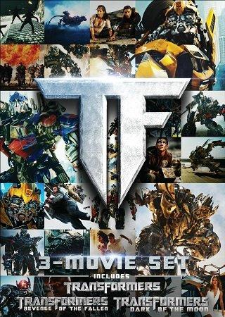 Transformers: Trilogy