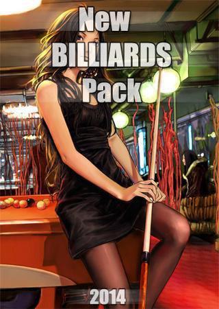 New Billiards Pack