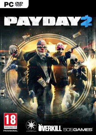 PayDay 2 - Career Criminal Edition v 1.15.1