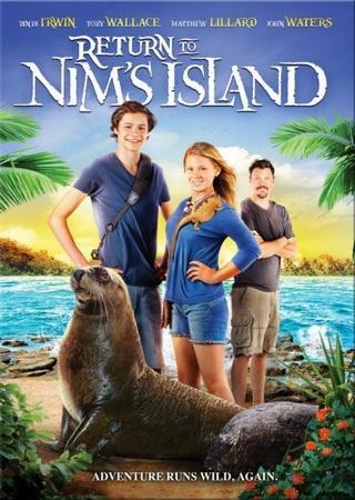 Возвращение на остров Ним