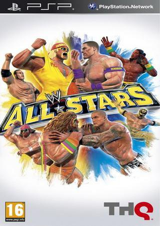 WWE All Stars PatchedFullISOENG