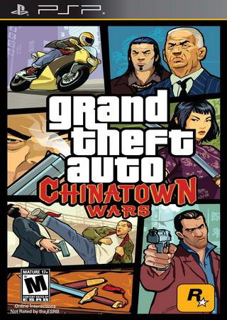 Grand Theft Auto: Chinatown Wars Patched