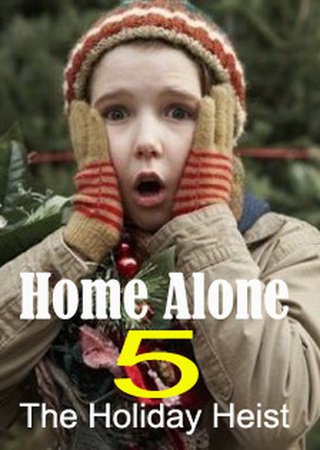 Один дома 5: Один в темноте
