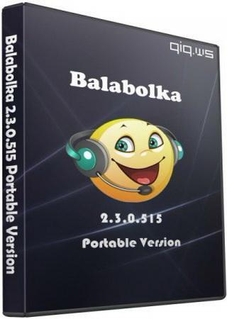Balabolka 2.3.0.515 Portable Version + Голосовые модули Многоязычный