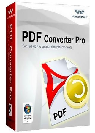 Wondershare PDF Converter Pro v3.1.1 Final + Portable
