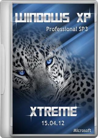 Windows XP Sp3 XTreme WinStyle Water v15.04.12+ DriverPacks (SATA/RAID)