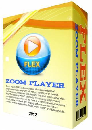 Zoom Player FLEX 8.16