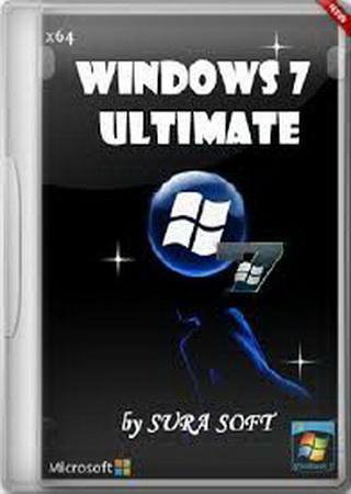 Windows 7 Ultimate x64 Sura Soft v.02.05