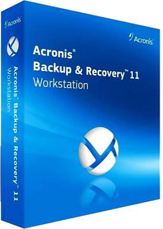 Acronis Backup & Recovery Workstation 11.0.17437