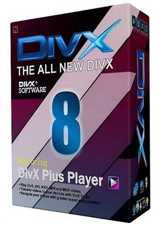 DivX Plus Pro 8.2.2 1.8.6.4 x86 RePack