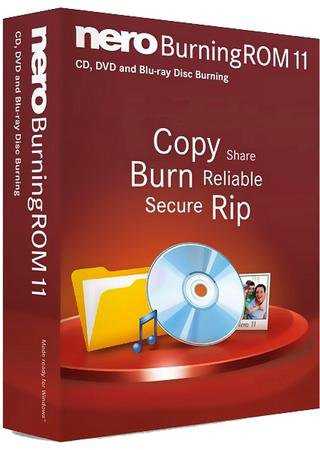 Nero Burning ROM 11.2.00400 Final