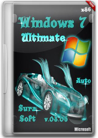 WINDOWS 7 ULTIMATE (x86) AUTO Sura Soft