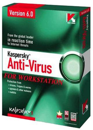 Kaspersky Anti-Virus for Windows Workstations 6.0.4.1611 CF2