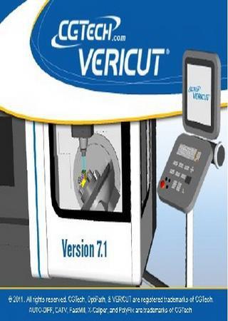 CGTech Vericut v7.1.6 7.1.6