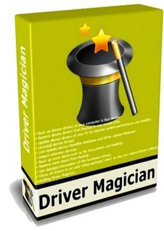 Driver Magician v3.68 Final + Portable