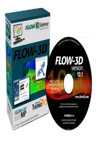 Flow-3D 10.0.0.1.7 10262011