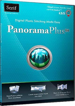 Serif PanoramaPlus X4 v.4.0.3.010
