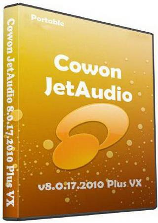 Cowon JetAudio 8.0.17.2010 Plus VX