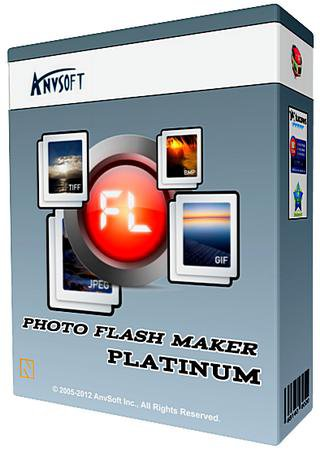 AnvSoft Photo Flash Maker Platinum v5.45 Final + Portable