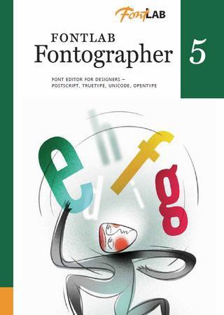 Fontographer 5.1.0 build 4204