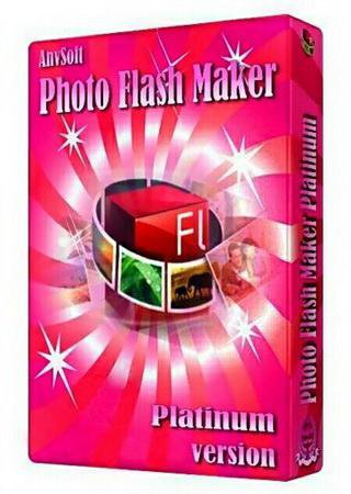 AnvSoft Photo Flash Maker Platinum 5.43 Portable