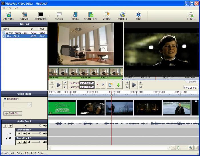 VideoPad Video Editor Professional 2.41 Portable Скачать ...