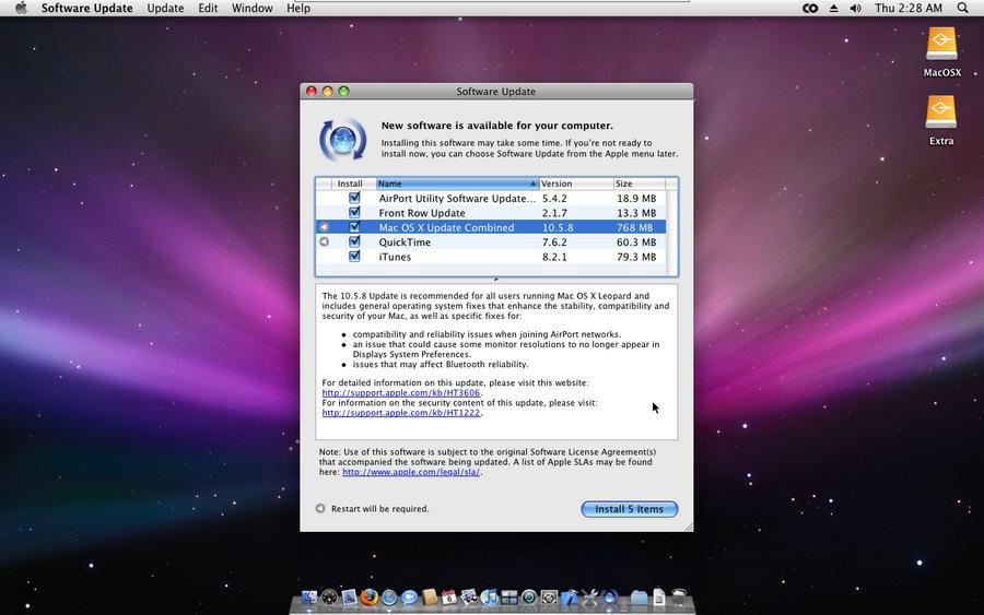 Mac os x leopard 10.5 dmg download