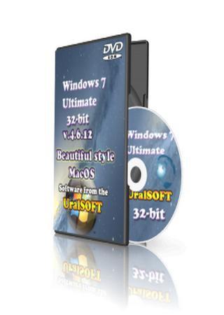 Windows 7 (x86) Ultimate UralSOFT v.4.6.12