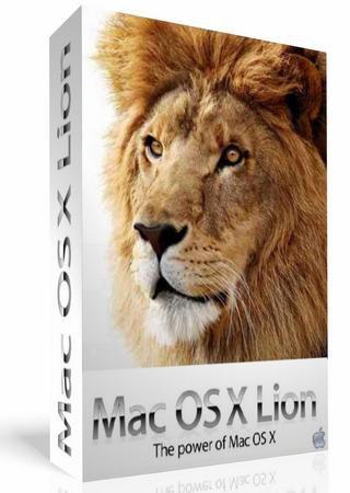 Mac OS X 10.7 Lion Install DVD for PC