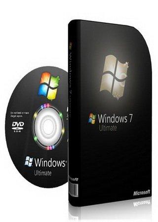 Windows7 SP1 Ultimate X86 OEM Оригинальный образ