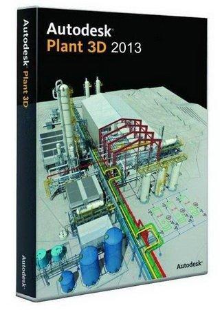 Autodesk AutoCAD Plant 3D 2013 (x86-x64)