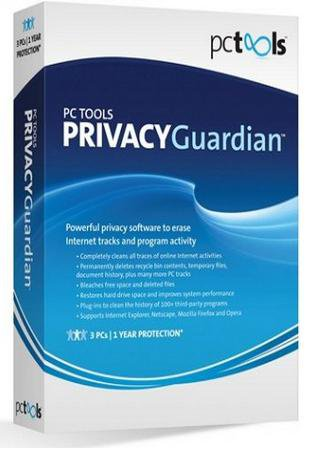 PC Tools Privacy Guardian 5.0.0.161