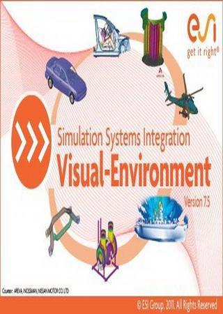 ESI Visual Environment v7.5 for Windows