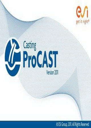 ESI ProCAST 2011.0 for Windows