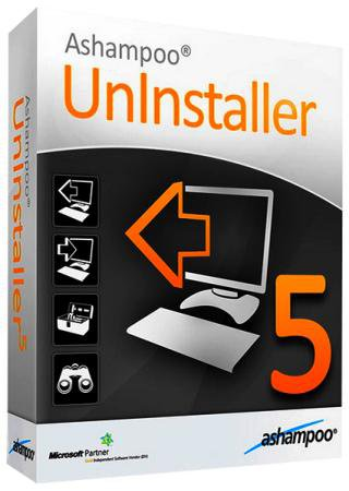 Ashampoo UnInstaller 5.0.1 Final/Portable/RePack