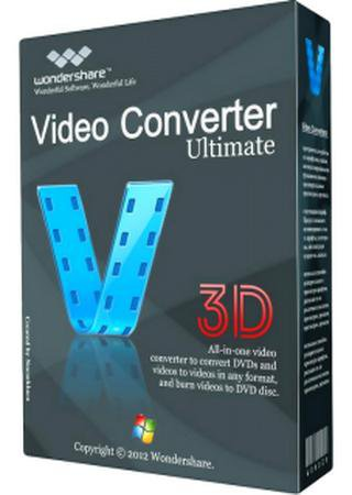 Wondershare Video Converter Ultimate v6.0.1.0 Final