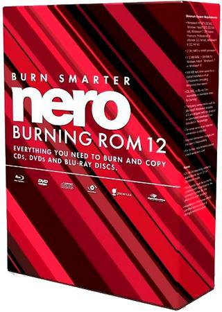 Nero Burning ROM 12 v12.0.00300 Final