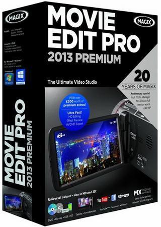 MAGIX Movie Edit Pro 2013 Premium 12.0.1.4