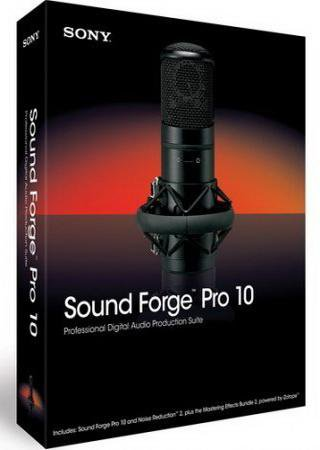 Sony Sound Forge Pro 10.0d Build 506 Portable