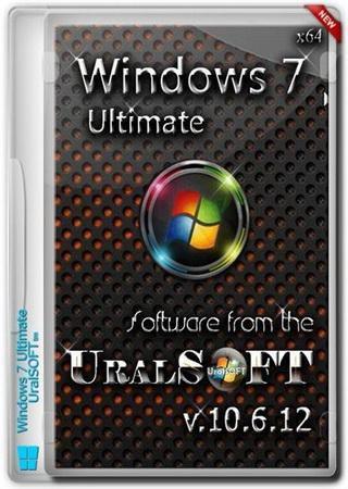 Windows 7 x64 Ultimate UralSOFT v.10.6.12