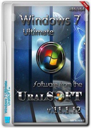 Windows 7 (x86/x64) Ultimate UralSOFT v.11.1.12