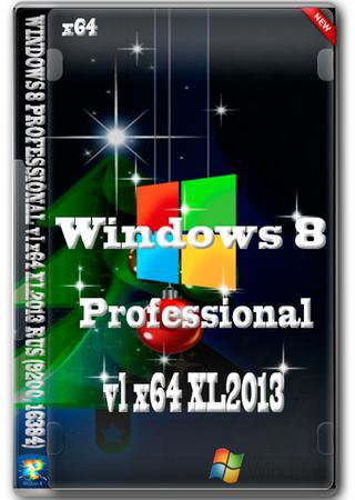 WINDOWS 8 PROFESSIONAL vl x64 by vlazok XL2013
