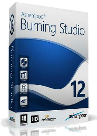 Ashampoo Burning Studio 12 v12.0.3.8