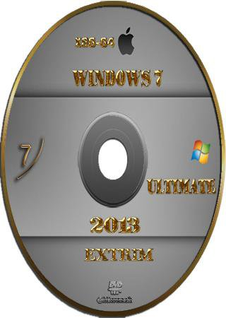 Windows 7 Ultimate Extrim x86-64 v2.1