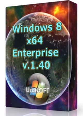 Windows 8 x64 Enterprise UralSOFT v.1.40