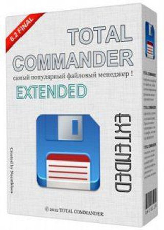 Total Commander 8.01 Extended 6.5 + Portable